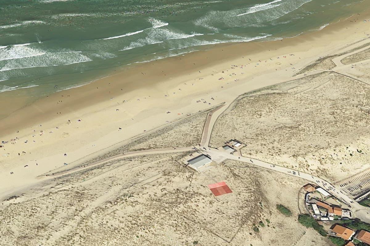 Plage Sud de Lacanau